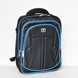 22fb1d6cd4a Раница-чанта за лаптоп до 15,6 инча три отделения с цип ортопедичен гръб